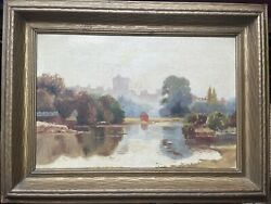 Old Oil Painting on Board $150.00