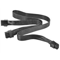Cooler Master Silent Pro Gold PCIe 6 Pin to dual 62 8 Pin Power Cable ftus $15.99
