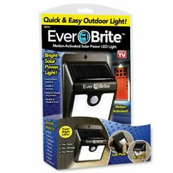 Everbrite Solar Powered amp; Wireless LED Outdoor Light AS SEEN ON TV