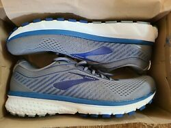 Brooks Ghost 12 Mens Running Shoes Gray 11.5 D $89.00