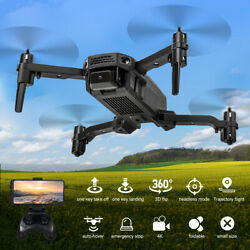 KF611 Wifi RC Drone HD 4K Camera Foldable RC Quadcopter 1 Battery Kids Toy W3P3 $35.52
