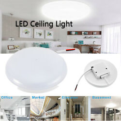 Panel Wall Bathroom Kitchen Wall Lamp LED Ceiling Light fixture Wall Lamp Round $8.99