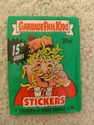 1988 15TH SERIES GPK GARBAGE PAIL KIDS NO.25 cents wrapper SEALED PACKS $29.99
