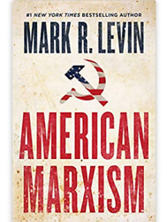 🔥🔥🔥American Marxism; by Mark R. Levin Hardcover Free shipping 🔥🔥 $19.49