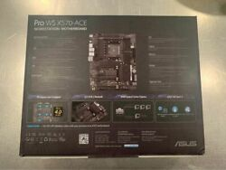 ASUS PRO WS X570 ACE AM4 AMD Motherboard $350.00