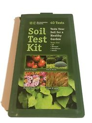 Luster Leaf Environmental Concepts 1662 Professional Soil Test Kit With 40 Tests $14.00