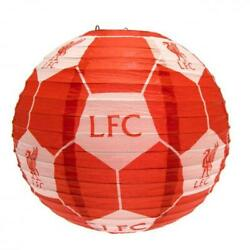 Liverpool Football Club 30cm Concertina Paper Light Shade Crest Badge Official $19.95
