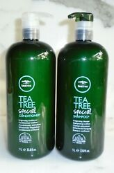 Paul Mitchell Tea Tree Special Shampoo and Conditioner Duo 33.8 oz $56.99