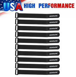 216mm GoolRC Strong RC Battery Bands Antiskid Straps for RC Drone Helicopter Car $8.73