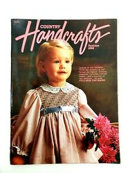 Country Handcrafts Magazine Victorian covered boxes and dozens of new projects $8.95