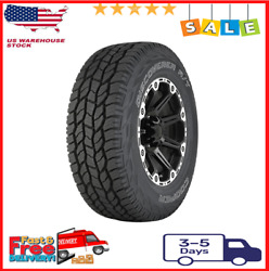 FREESHIPPING Cooper Discoverer A T All Season 245 70R17 110T Tire $118.99