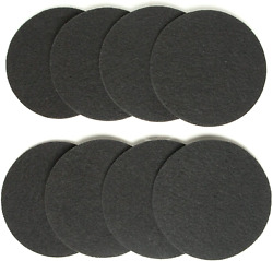 Ecotiva Compost Bin Filters Over 2 Year Supply Compost Filter 8 Pack Charc $21.73