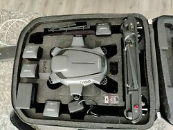 YUNEECTyphoon H Hexacopter with GCO3 4K Camera case 4 batteries $1000.00
