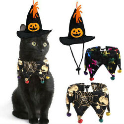Halloween Pet For Dog Cat Bat Outfit Party Fancy Dress Cosplay Funny Costume NEW $6.69