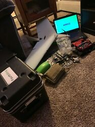 Fourth Wing UAV Drone With Laptop Programs Pelican Case Extras $25000 $1700.00