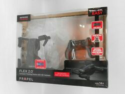 PARTS ONLY Propel Flex 2.0 Compact Folding Drone with HD Camera Black *Read $25.43