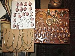Lot of Crystal Lamp Prisms and other Lamp Parts $30.00