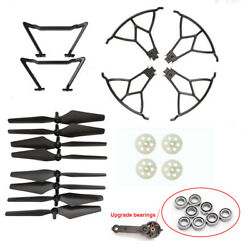 KY601S Foldable RC Drone spare parts ky601g gears propellers protector bearing $10.00