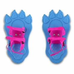Redfeather Snowshoes Snowpaw Snowshoes Light Blue Pink one Size $56.42