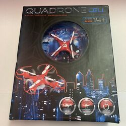 Quadrone Cell Quadcopter NEW UNOPENED. With Wireless Remote. D2 $32.00