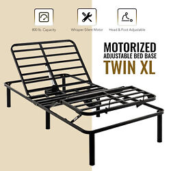 Motorized Twin XL Bed Frame Adjustable Metal Bed Base for Twin Mattress More $323.47