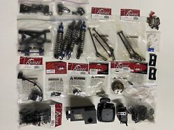1 5 Redcat Rampage MT Rc parts lot $120.00