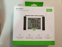 Efergy Elite Classic 4.0 Wireless Home Energy Monitor Electricity Smart Meter US $119.99