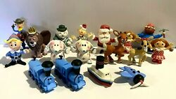 Playing Mantis Rudolph and The Island of Misfit Toys Set of 17 Pieces MINT $39.99