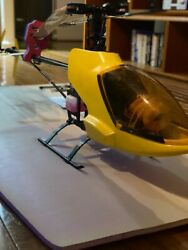 RC Nitro Helicopter size 30 very good condition complete $450.00
