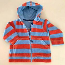 Mini Boden Cute Baby quot;TOWELING JACKETquot; 18 24 Months So Comfy for Beach Pool. $17.99