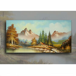 Landscape Painting Original Art Contemporary Decor oil painting $139.00
