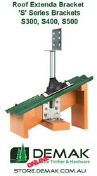 Roof Extenda Bracket with Weather Seal -