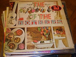 The Mothers Of Invention LP The ***** Of The Mothers PROMO $40.00