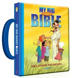 My Big Handy Bible: Bible Stories for Children by Cecilie Olesen - Retail $19.99