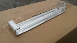 7 Inch Aluminum inside gutter hangers .098 thick super strong Box of 100