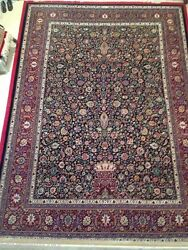 Private Collection Meshhad Persian Rug 11x17-110 Raj Amoghli 1600 KPSI