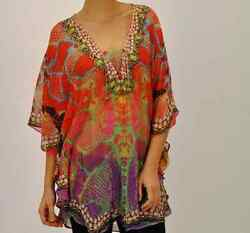 Beach Cover ups Tunics and Caftans 2015 From Paris Summer 2015 $89.00