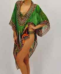 Beach Cover ups Tunics and Caftans 2015 From Paris Summer 2015 $109.00
