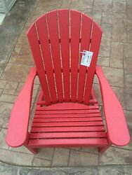 Berlin Gardens Poly Adirondack Chair - Outdoor Furniture