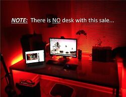 ___ Remote Control DESK _______ LED Lights _____ makes a GREAT Gift $49.00