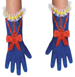 Morris Costumes White Accessories & Makeup Snow Toddler Gloves. DG82923CH