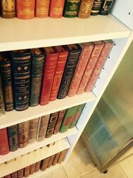 25th Annv. Franklin Library GREAT BOOKS OF WESTERN WORLD 96 volumes limited ed.