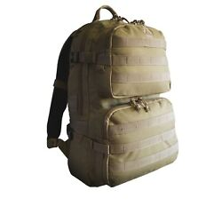 Krevis CCW Tactical Day Backpack coyote Tan 2 Day UPS Shipping $40.00