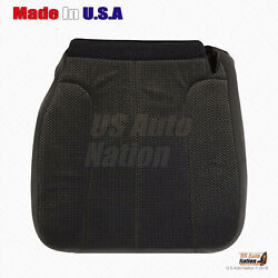 2003 2005 Dodge Ram 1500 2500 3500 SLT Driver Side Bottom Cloth Seat Cover Gray $79.50