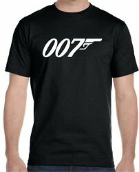 James Bond 007 T Shirt $18.95