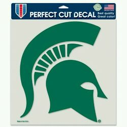 MICHIGAN STATE SPARTANS PERFECT CUT DECAL 8
