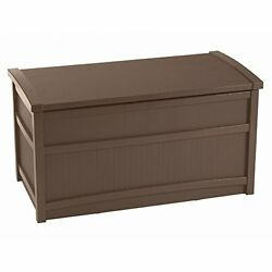Patio Outdoor Deck Storage Box Bench Furniture For Garden Supplies Seat Cushions