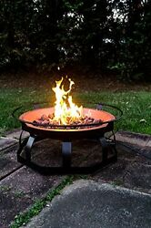 Fire Pits Camco Large Propane Patio Furnaces Outdoor Fireplaces Firebowl Heating