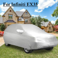 Waterproof UV Snow Protective Durable SUV Car Cover Outdoor For Infiniti EX35