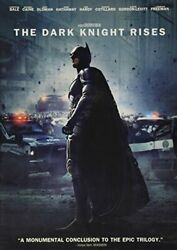 The Dark Knight Rises DVD $4.31